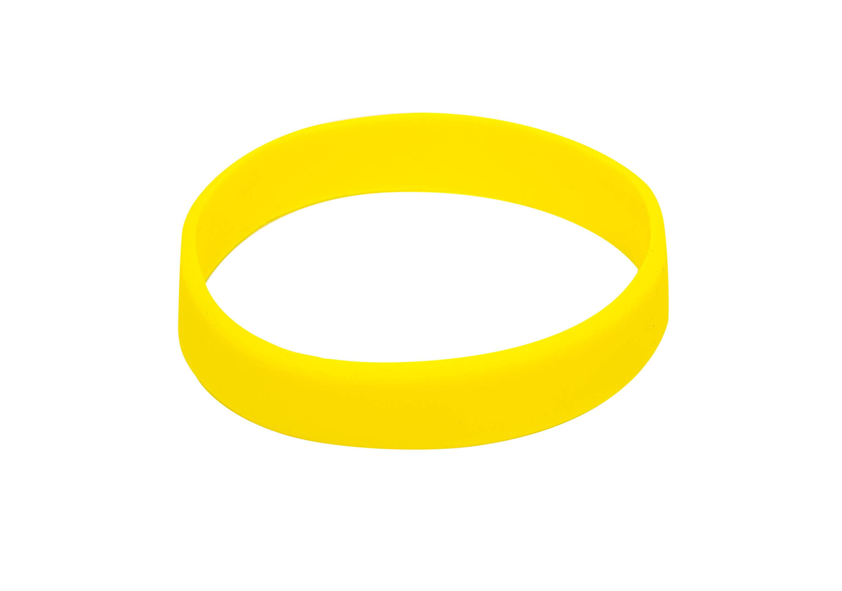 Silicon Wristbands (YELLOW)