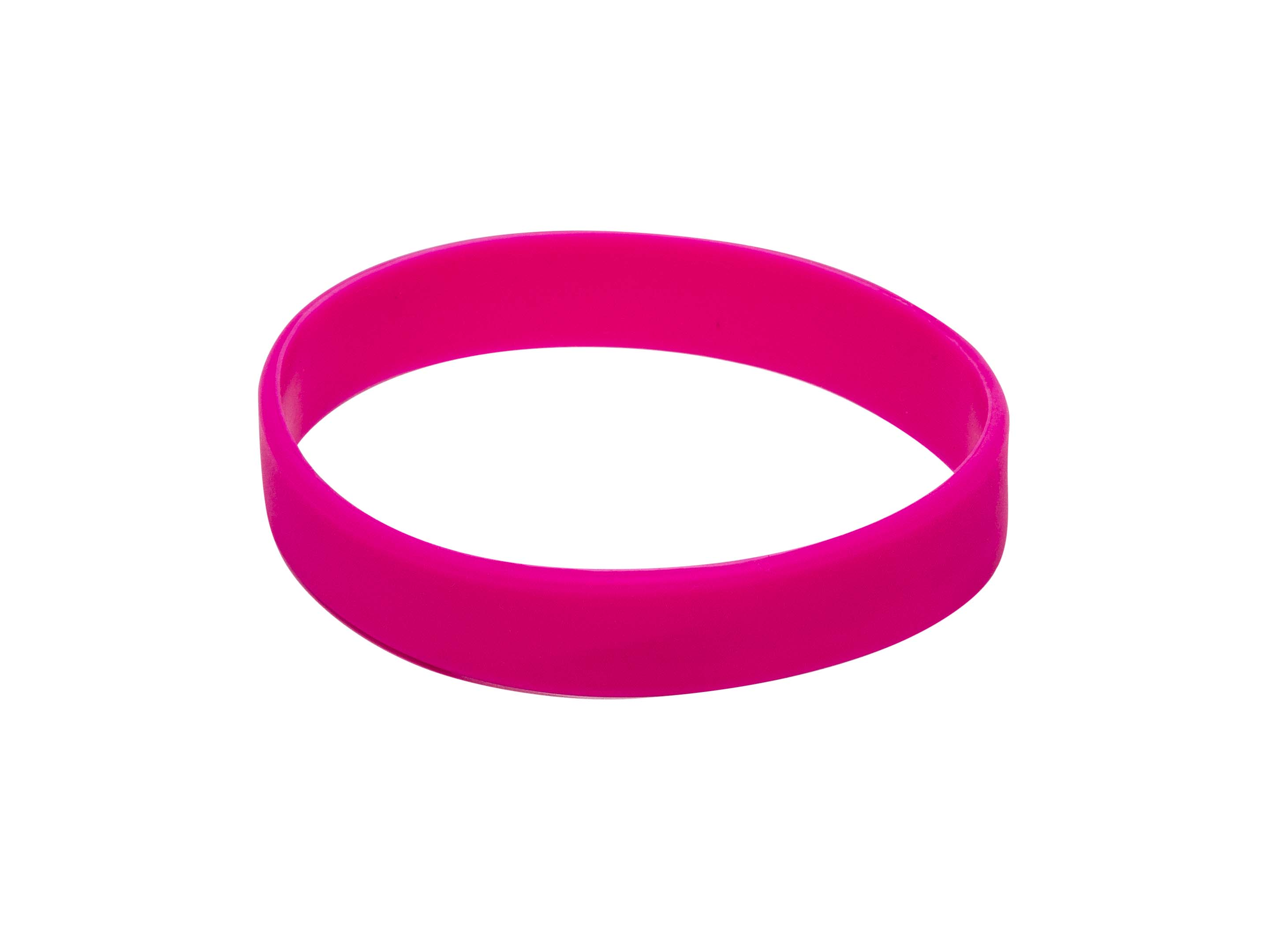 Silicon Wristbands (PINK)
