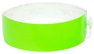 Thermal Wristbands (NEON GREEN)