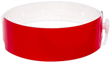 Thermal Wristbands (RED)