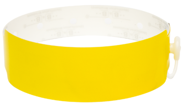 Thermal Wristbands (YELLOW)